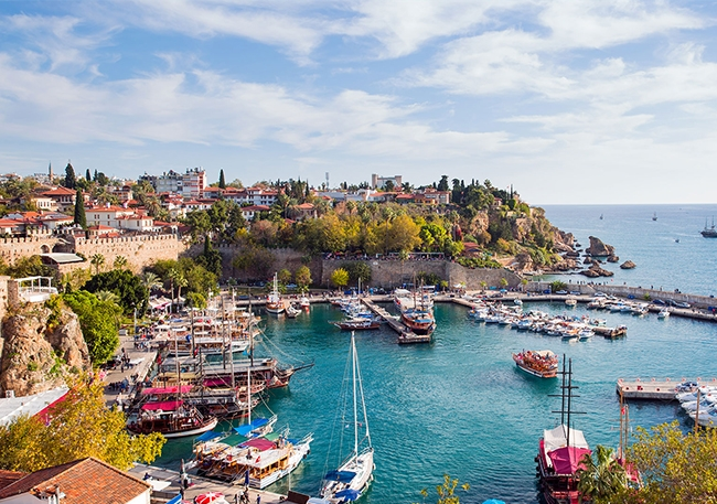 Turquía & Relax en Antalya - 11 de Junio 2019