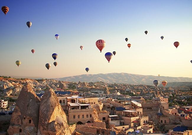 Super Promo a Turquia  1° de Octubre