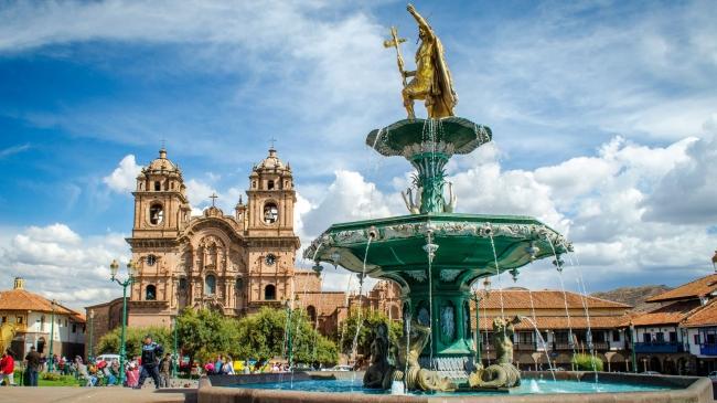 Perú IMPERIO INCA - Abril, Julio & Agosto